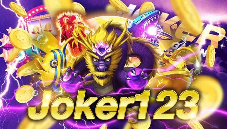 slotxo joker123